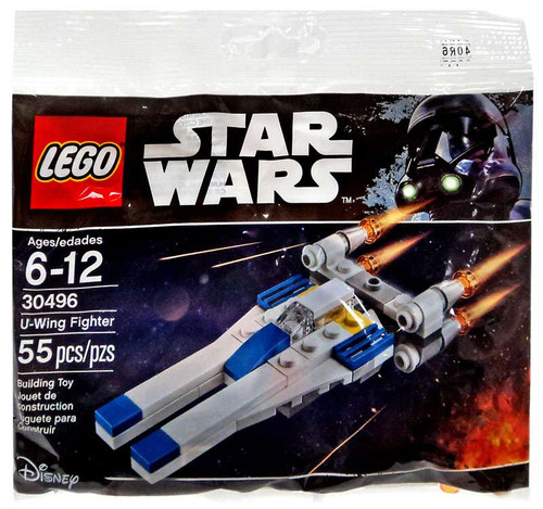 LEGO Star Wars U-Wing Fighter Set #30496 [Bagged]