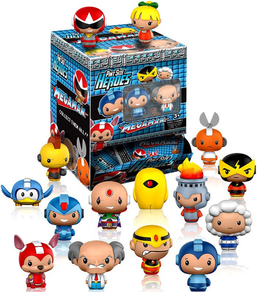 Funko Pint Size Heroes Mega Man Mystery Box [24 packs]