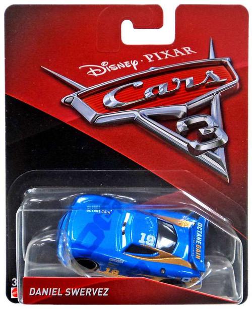 Disney / Pixar Cars Cars 3 Daniel Swervez Diecast Car