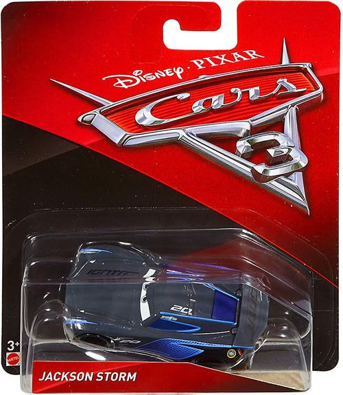 Disney / Pixar Cars Cars 3 Jackson Storm Diecast Car