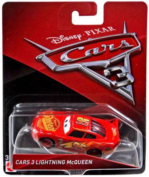 Disney / Pixar Cars Cars 3 Lightning McQueen Diecast Car