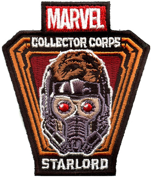 Funko Marvel Collector Corps Starlord Exclusive Patch [Guardians of the Galaxy Vol. 2]