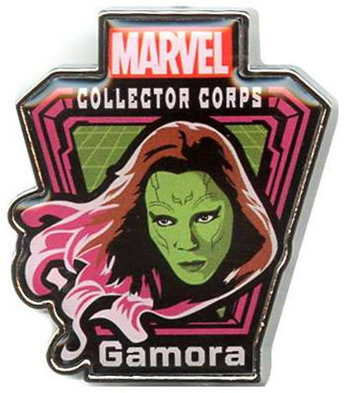 Funko Marvel Collector Corps Gamora Exclusive Pin [Guardians of the Galaxy Vol. 2]