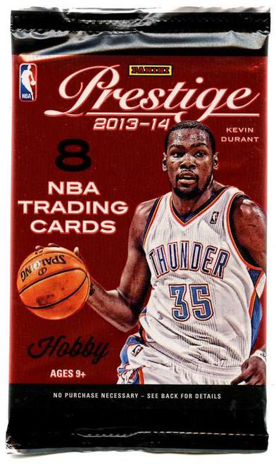 NBA Panini 2013-14 Prestige Basketball Trading Card HOBBY Pack