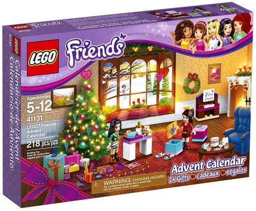 LEGO Friends 2016 Advent Calendar Set #41131 [Damaged Package]