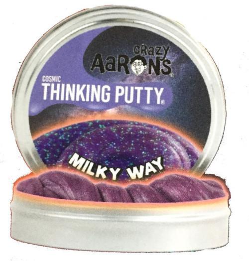 Crazy Aaron's Thinking Putty Cosmics Milky Way 4-Inch