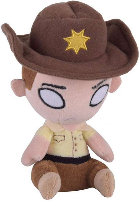 Funko The Walking Dead Mopeez Rick Grimes