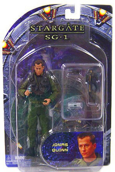 Stargate SG-1 Jonas Quinn Exclusive Action Figure