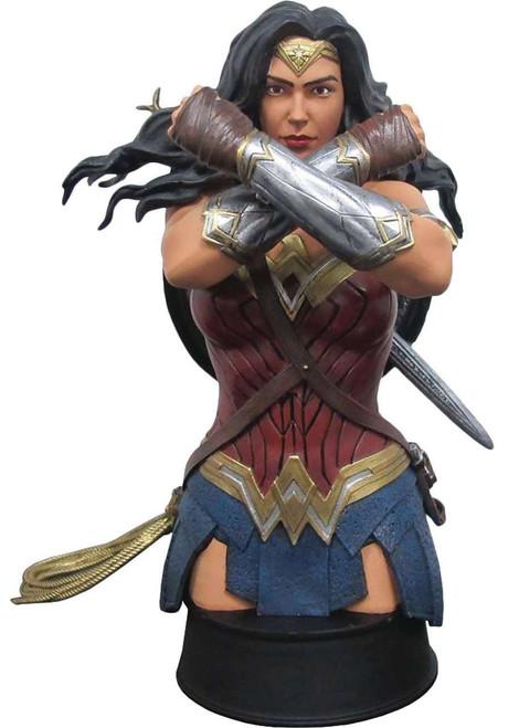 DC Wonder Woman Movie Wonder Woman Exclusive Bust