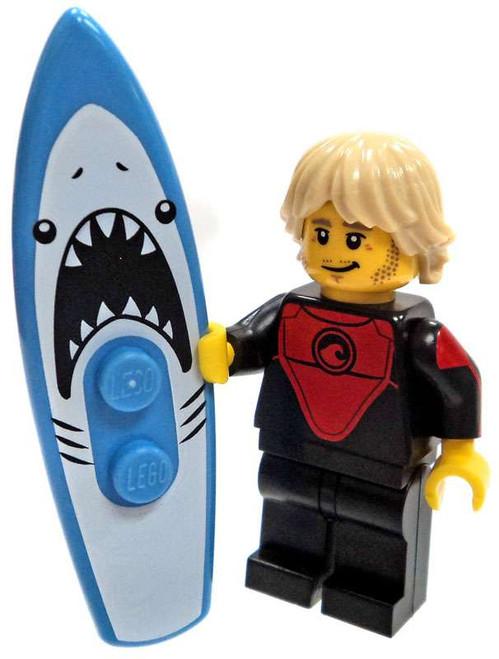 LEGO Minifigures Series 17 Professional Surfer Minifigure [Loose]