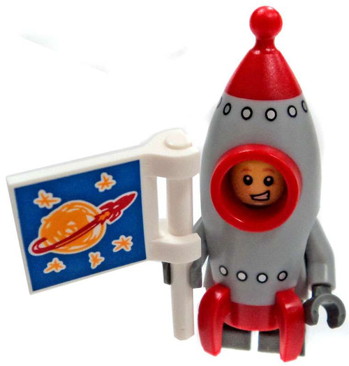 LEGO Minifigures Series 17 Rocketboy Minifigure [Loose]