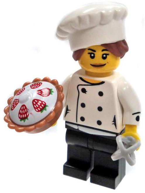 LEGO Minifigures Series 17 Baker Minifigure [Loose]