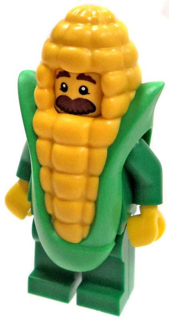 LEGO Minifigures Series 17 Corn Cob Man Minifigure [Loose]