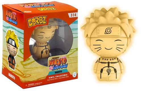 Funko Naruto Shippuden Dorbz Naruto Vinyl Figure [Chase Version]