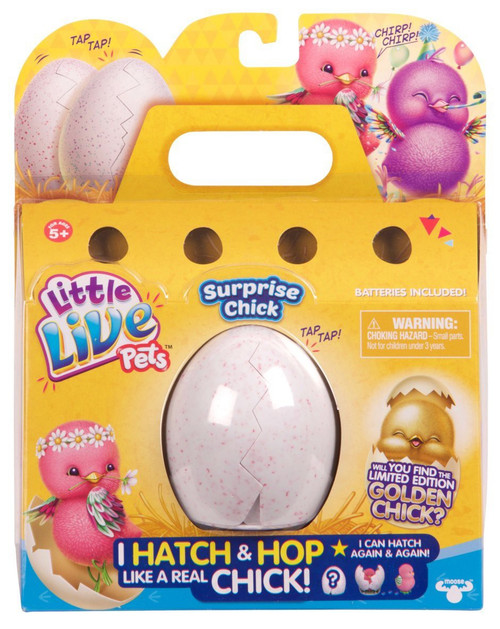 Little Live Pets Surprise Chick Blossy Single Pack