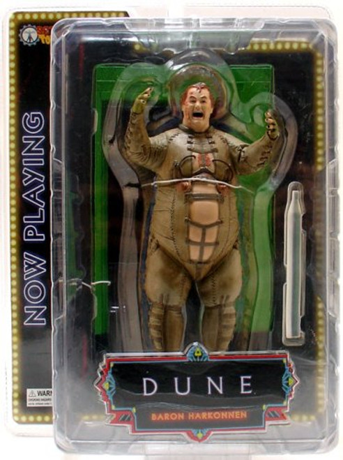 Dune Now Playing Series 3 Baron Vladimir Harkonnen Action Figure