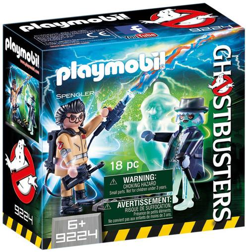 Playmobil Ghostbusters Spengler & Ghost Set #9224