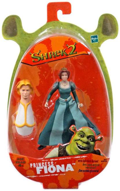 Shrek 2 Spin Kick Princess Fiona Action Figure