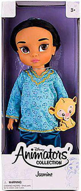 Disney Princess Aladdin Animators' Collection Jasmine Exclusive 16-Inch Doll [Damaged Package]