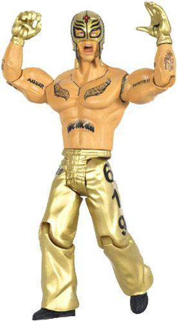 WWE Wrestling Ruthless Aggression Series 41 Rey Mysterio Action Figure [Damaged Package]