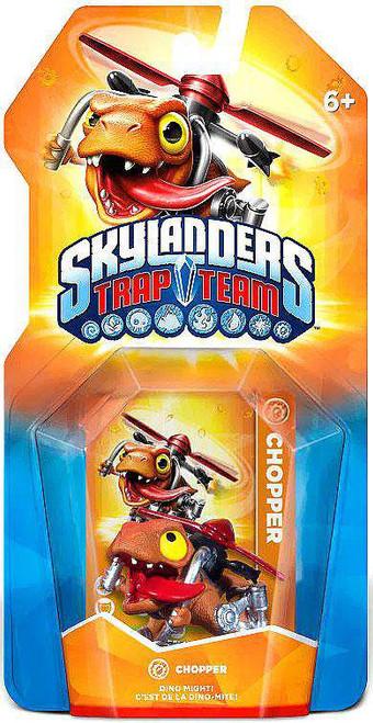 Skylanders Trap Team Chopper Figure Pack [Damaged Package]