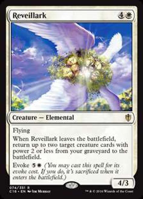 MtG Commander 2016 Rare Reveillark #74
