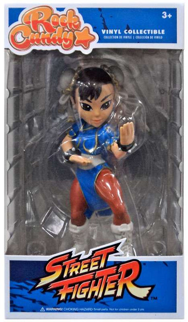 Funko DC Rock Candy Chun-Li Vinyl Figure [Blue]