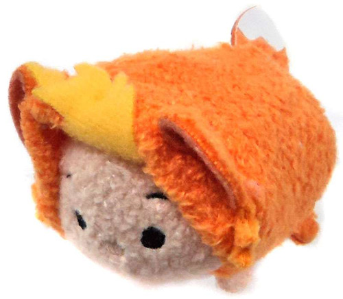 Disney Peter Pan Tsum Tsum Foxy Exclusive 2.5-Inch Micro Plush [Subscription Box]