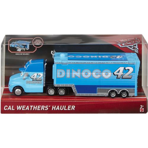 Disney / Pixar Cars Cars 3 Cal Weathers' Hauler Diecast Car