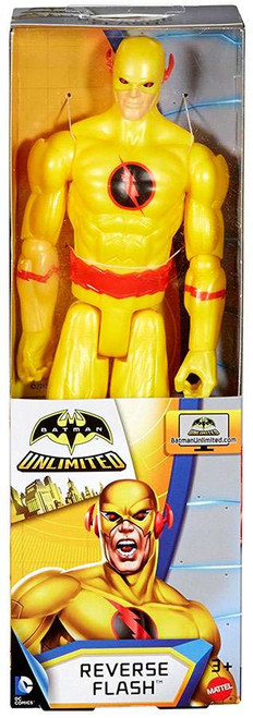 Batman Unlimited Reverse Flash Action Figure
