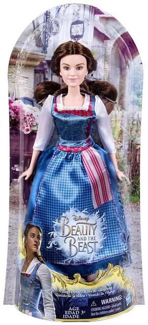 Disney Beauty and the Beast Belle Doll [Village Dress]