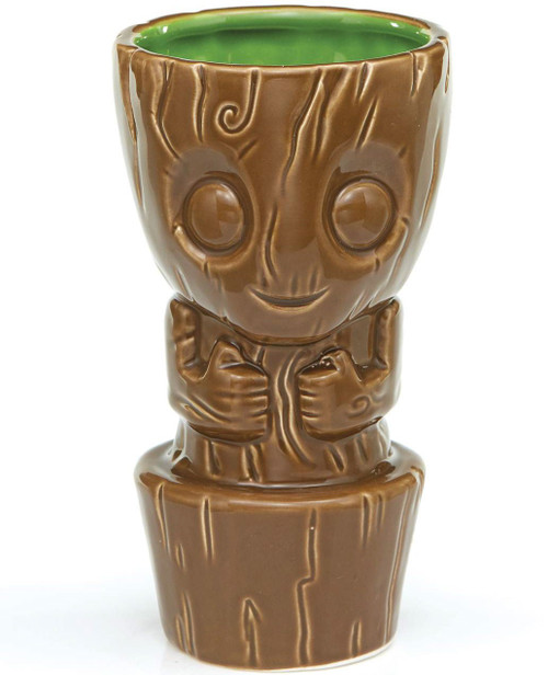 Marvel Guardians of the Galaxy Geeki Tiki Baby Groot 7-Inch Tiki Glass
