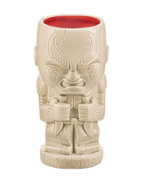 Marvel Guardians of the Galaxy Geeki Tiki Drax 7-Inch Glass