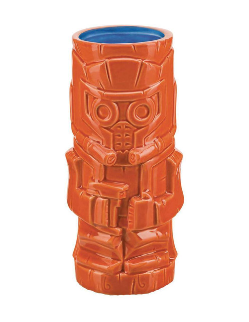 Marvel Guardians of the Galaxy Geeki Tiki Star-Lord 7-Inch Glass