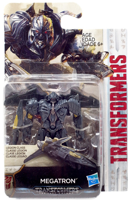 Transformers The Last Knight Megatron Legion Action Figure