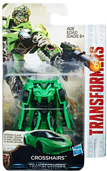 Transformers The Last Knight Crosshairs Legion Action Figure