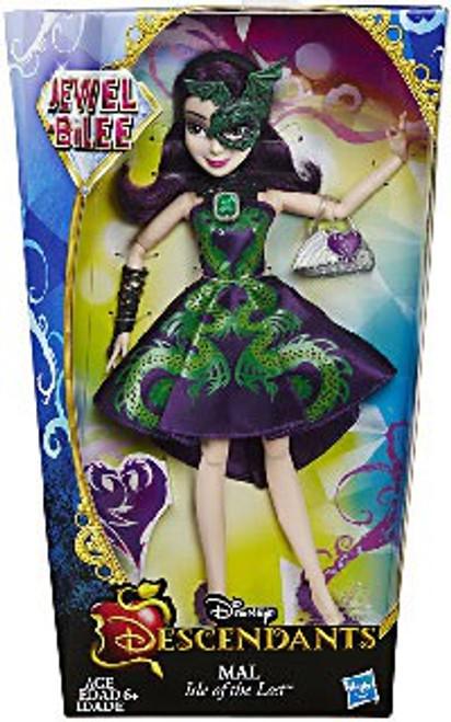 Disney Descendants Jewel-bilee Mal Feature Doll