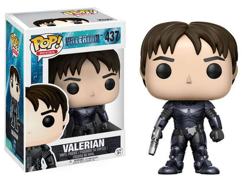 Funko POP! Movies Valerian Vinyl Figure #437