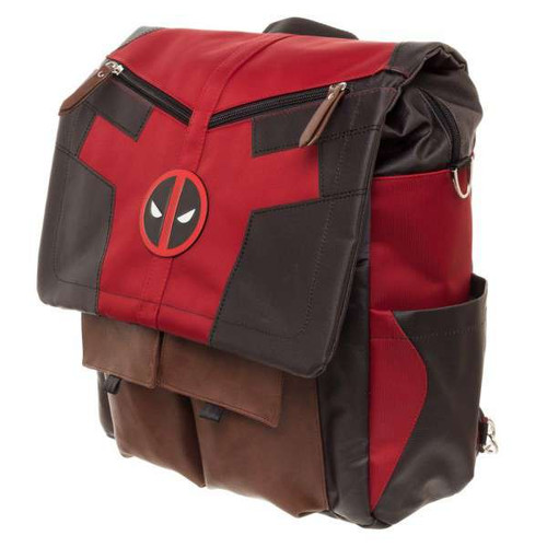 Marvel Deadpool Costume Utility Bag Apparel
