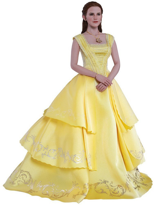 Disney Beauty and the Beast Movie Masterpiece Belle Collectible Figure