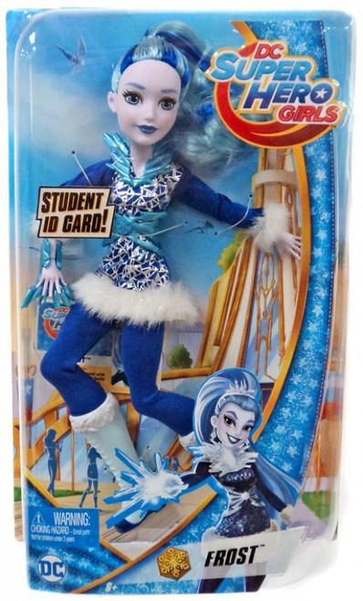 DC Super Hero Girls Frost 12-Inch Deluxe Doll