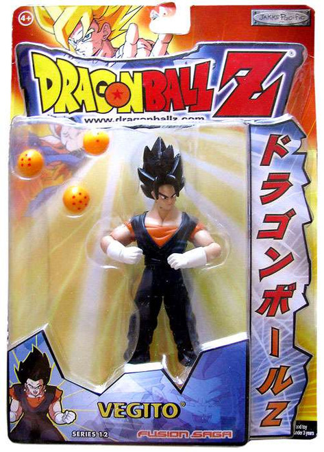 Dragon Ball Z Series 12 Vegito Action Figure [Damaged Package]