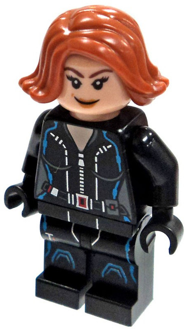 LEGO Marvel Super Heroes Black Widow Minifigure [Civil War Loose]