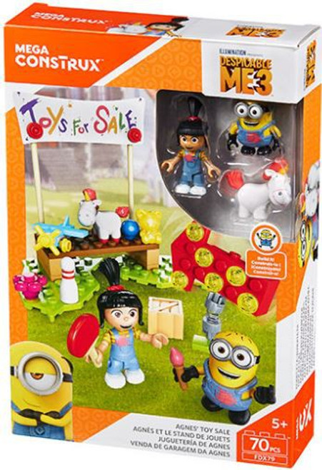 Despicable Me Minions Agnes Toy Sale Set