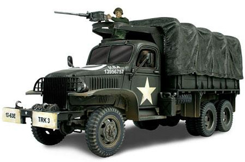 Forces of Valor D-Day Commemorative Series U.S. 2.5 Ton Cargo Truck [Normandy]