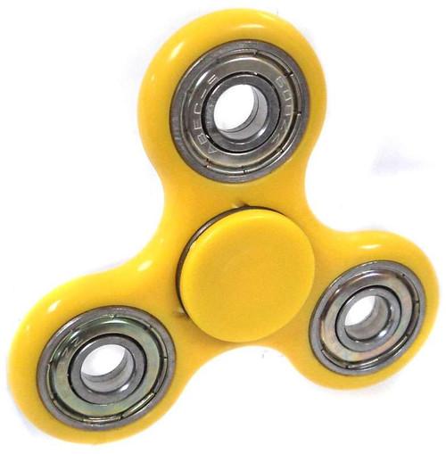 Krazy Spinner Yellow Spinner