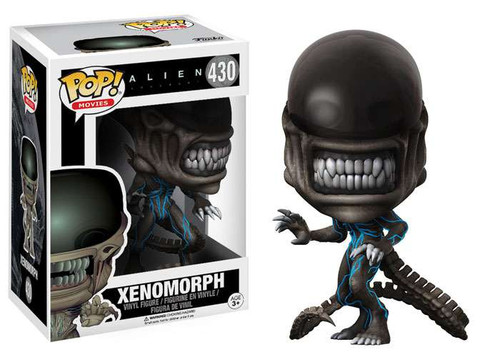 Funko Alien Covenant POP! Movies Xenomorph Vinyl Figure