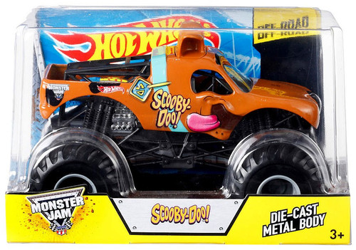 Hot Wheels Monster Jam 25 Scooby-Doo! Die-Cast Car