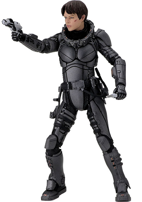 NECA Valerian Action Figure
