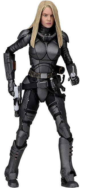 NECA Valerian Laureline Action Figure